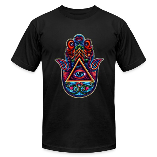 hamsa - Men's Fine Jersey T-Shirt