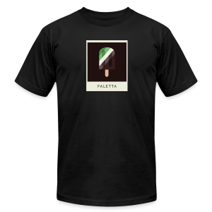 Mint Chocolate Polaroid - Men's Fine Jersey T-Shirt