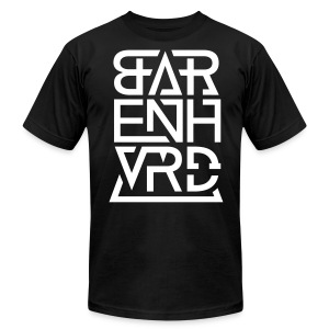 BARENHVRD LOGO 2016 V - Men's Fine Jersey T-Shirt