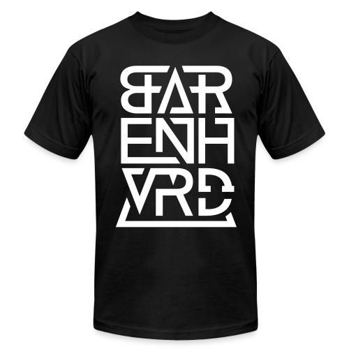 BARENHVRD LOGO 2016 V - Men's  Jersey T-Shirt