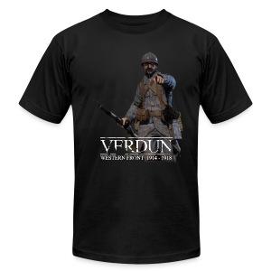 Official Verdun - Men's Fine Jersey T-Shirt