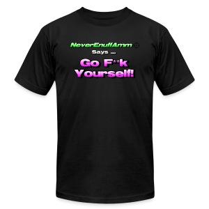 NEA GFY - Men's Fine Jersey T-Shirt