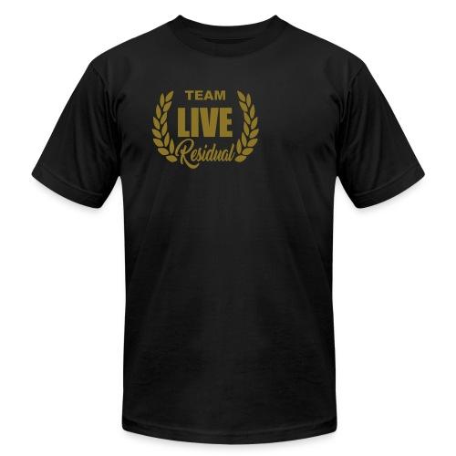 LIVE RESIDUAL - FINAL - Men's Fine Jersey T-Shirt