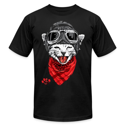 Aviador - Men's Fine Jersey T-Shirt