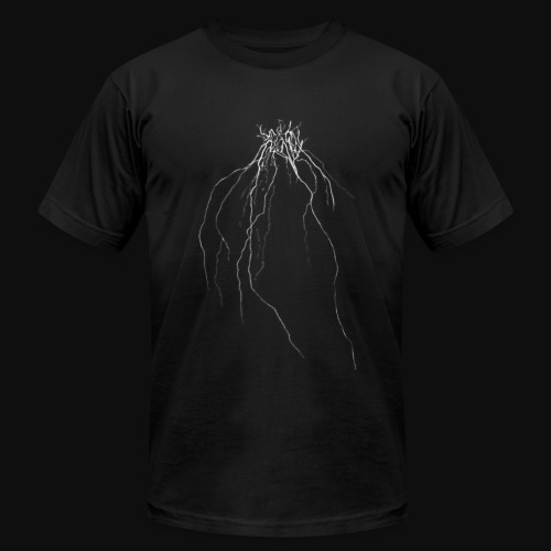 Melanohelios Logo - Men's Fine Jersey T-Shirt