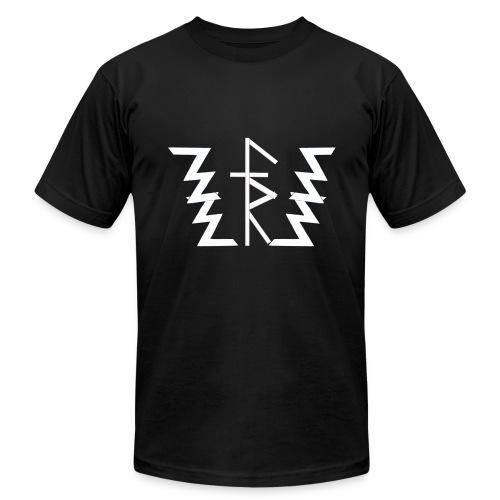 Faith Runnerz Tee Logo - Men's Fine Jersey T-Shirt