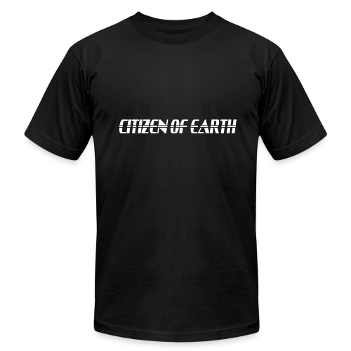 Citizen of Earth - Men's Fine Jersey T-Shirt