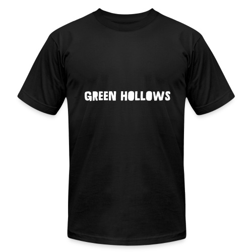 Green Hollows Merch - Men's Fine Jersey T-Shirt