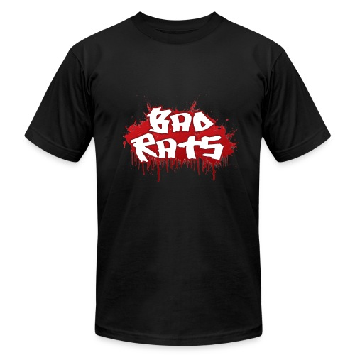 Bad Rats Game - Men's Fine Jersey T-Shirt