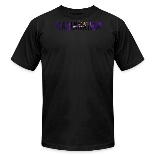 KadinNation Text - Men's Fine Jersey T-Shirt