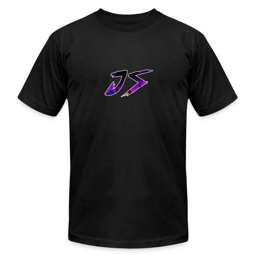 JS LOGO - Men's Fine Jersey T-Shirt