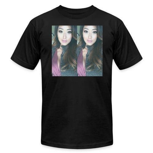Trucker girl - Men's Fine Jersey T-Shirt