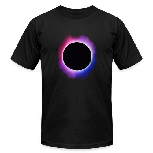 Bi Eclipse Visibility - Men's Fine Jersey T-Shirt