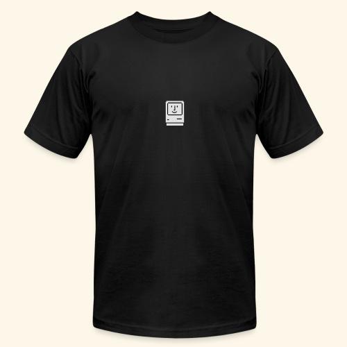 retro apple - Men's Fine Jersey T-Shirt