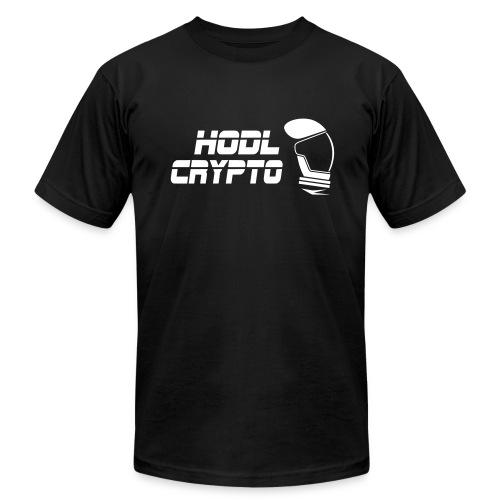Hodl Crypto - Men's Fine Jersey T-Shirt