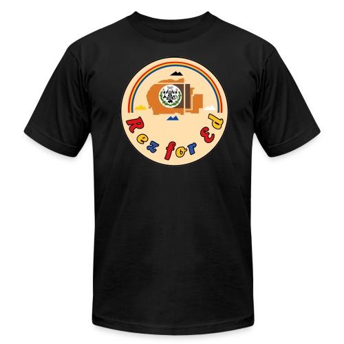 Navajo Seal Tee - Men's Fine Jersey T-Shirt