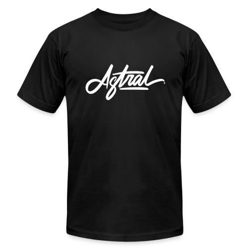 Astral Signature - Men's Fine Jersey T-Shirt