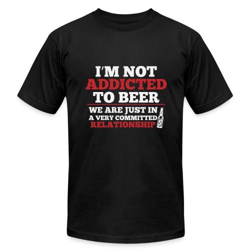 Beer Lover - Men's  Jersey T-Shirt