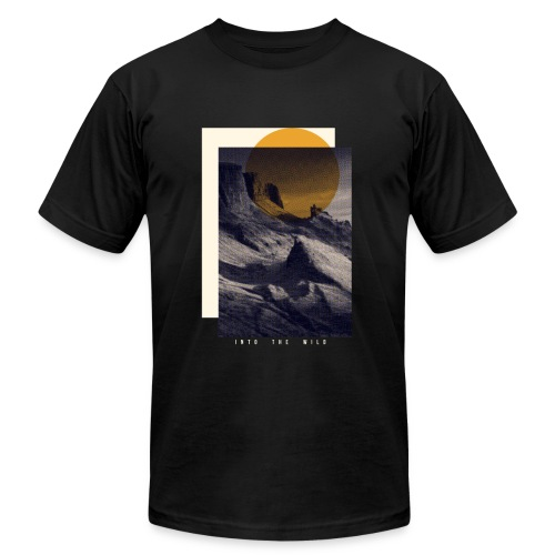 Into The Wild T-Shirts - Men's  Jersey T-Shirt
