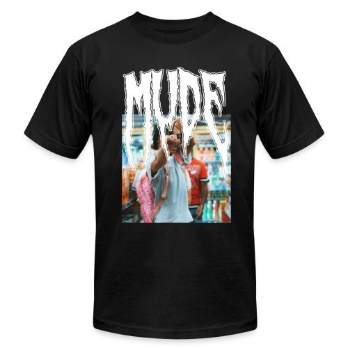 Mude Gang shiiiii - Men's Fine Jersey T-Shirt