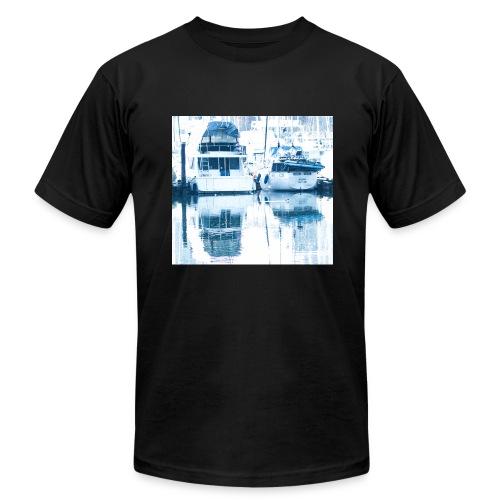 December boats - Men's Fine Jersey T-Shirt