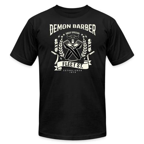 Demon Barber of Fleet Street - Men's Fine Jersey T-Shirt