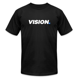 Vision Hoodie - Men's T-Shirt by American Apparel