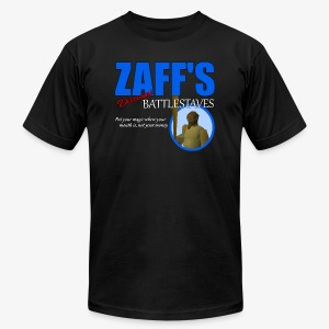 Zaff's Discount Battlestaves Tee - Men's Fine Jersey T-Shirt