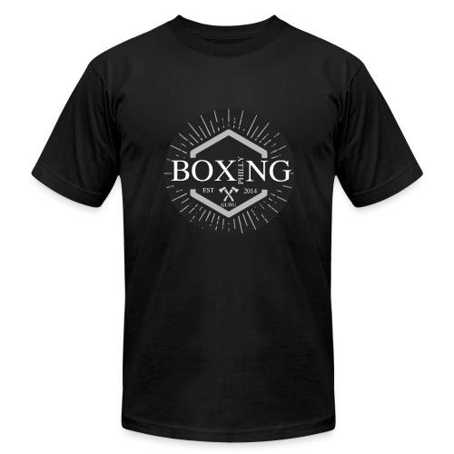 PHILLYBOXINGGURU 2K - Men's Fine Jersey T-Shirt