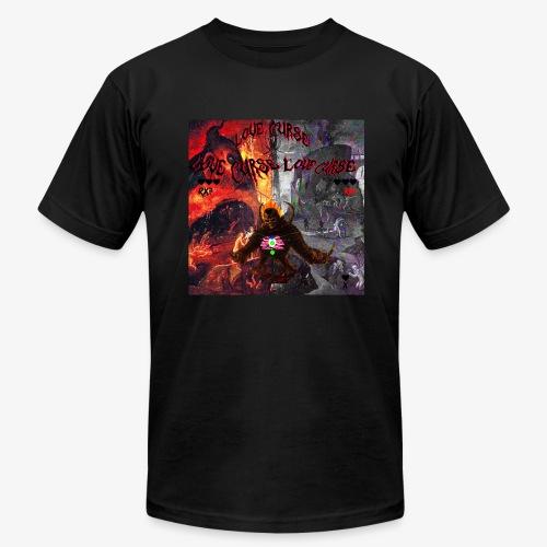 Love Curse Summer Collection - Men's  Jersey T-Shirt