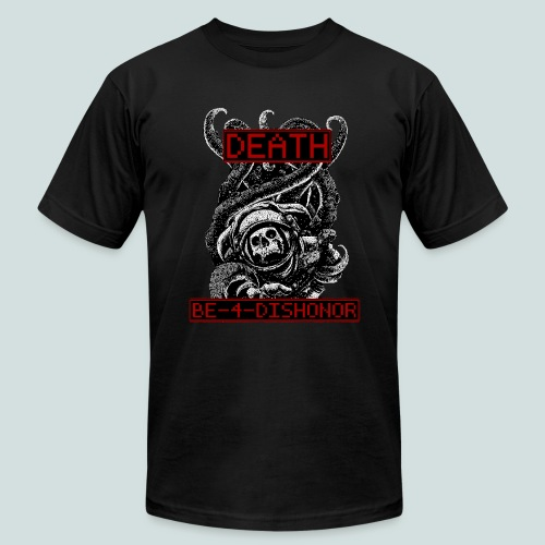 Clyde North DEATH BE-4-DISHONOR - Men's  Jersey T-Shirt