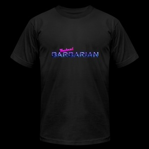 Weekend Barbarian - Men's Fine Jersey T-Shirt