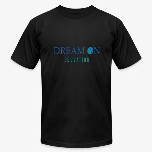 Men's Classic Black Apparel. - Men's Fine Jersey T-Shirt
