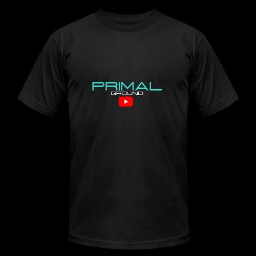PRIMALGROUNDMERCHANDISE - Men's Fine Jersey T-Shirt