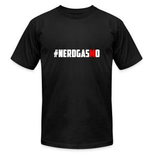 Nerdgasmo Marvelita - Men's Fine Jersey T-Shirt