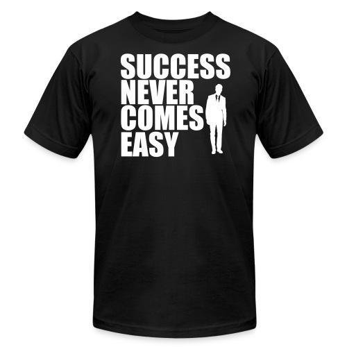 Success Never Comes Easy - Men's Fine Jersey T-Shirt