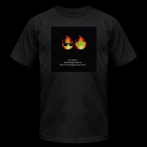KIDICE HOTBOYZ cover art - Men's Fine Jersey T-Shirt