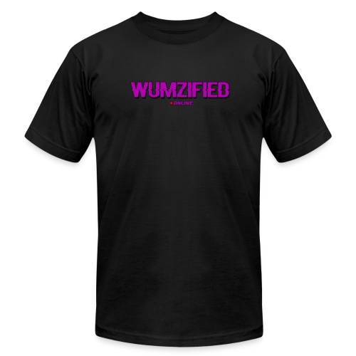Wumzified Online - Men's Fine Jersey T-Shirt