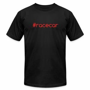 #racecar - Men's Fine Jersey T-Shirt