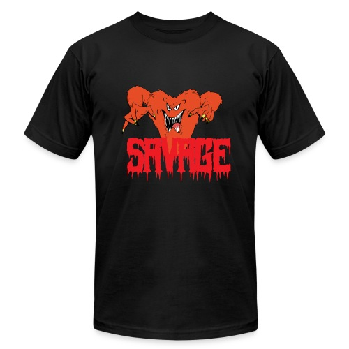 savage T shirt - Men's  Jersey T-Shirt