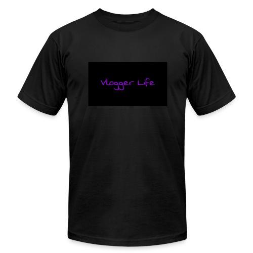 Vlogger Life - Men's  Jersey T-Shirt