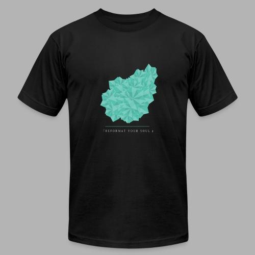 REFORMATYOURSOUL - Men's Fine Jersey T-Shirt