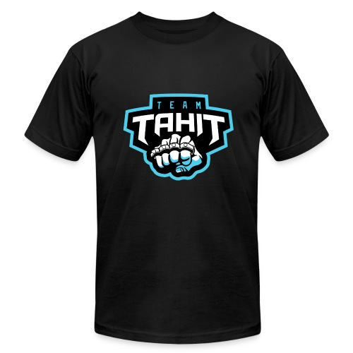 Team Tahit1 - Men's Fine Jersey T-Shirt