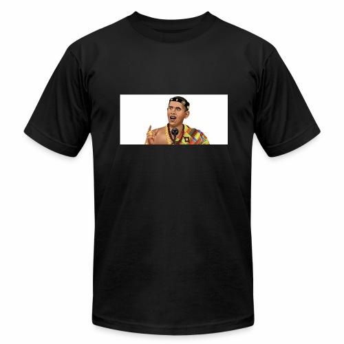 Barack Obama - Men's  Jersey T-Shirt
