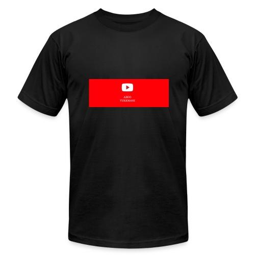 like and smaaaaaash - Men's Fine Jersey T-Shirt