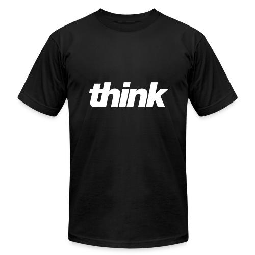 Think4 - Men's Fine Jersey T-Shirt