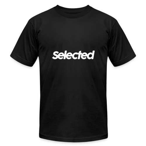 SELECTED - Men's Fine Jersey T-Shirt