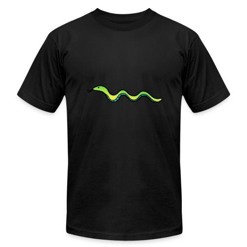 roberta snake - Men's Fine Jersey T-Shirt