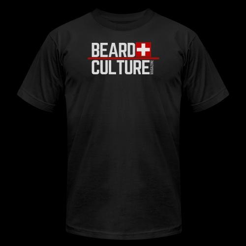Beard Culture Magazine - Men's Fine Jersey T-Shirt