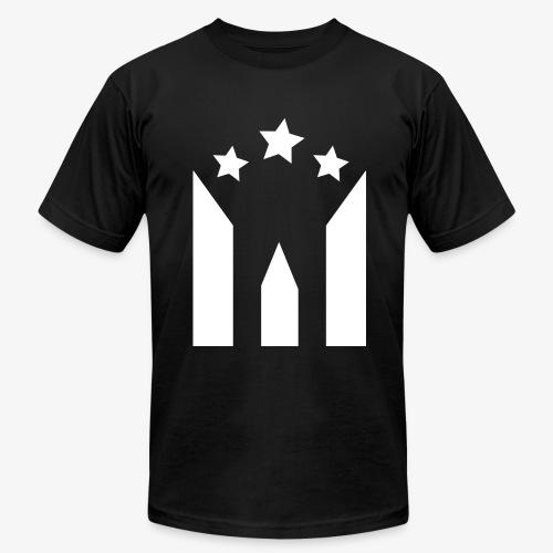 WOLF T SHIRT - Men's Fine Jersey T-Shirt